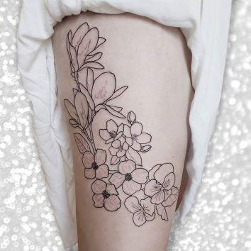 flower_lines